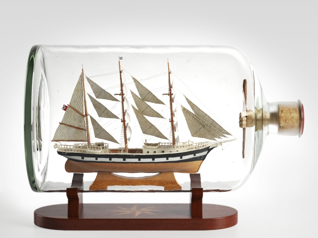 Ship in a Bottle Seute Deern 1
